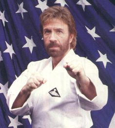 """Chuck Norris and The 7 Pillars of Health: In his book he covers the 7 pillars of health that he learned from a book on it by a medical doctor. Then he also adds another one of his own. One of these pillars of health is to """"stir the waters."""" Can you guess what that is? I was able to guess it correctly. I guess you have heard that the tears of Chuck Norris cures cancer. But he never cries."""