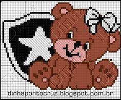 Dinha Ponto Cruz: Ursinhos de times de futebol