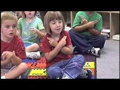 """The World Is a Rainbow"" Written by Greg & Steve - a great song for kids. kids performing sign language to song Kindergarten Music, Preschool Music, Preschool Curriculum, Preschool Themes, Teaching Music, Teaching Kids, Graduation Songs, Pre K Graduation, Preschool Graduation"