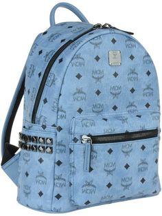 MCM Mcm Stark Small Backpack. #mcm #bags #backpacks #