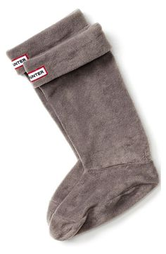 Fleece wellys socks for my Hunter Boots!!!  Keeps my feet nice and toasty!