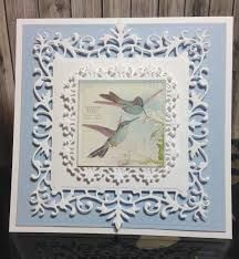 Image result for cards made with spellbinders floral assortment