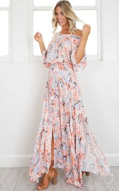 A Guide To Bridesmaids Dresses. Picking bridesmaids gowns is no simple job, but it is among the most interesting and typically the most emotional parts of the wedding planning proc Blue Bridesmaid Dresses, Bridesmaids, Blouse And Skirt, Formal Looks, Latest Dress, Swagg, Latest Fashion For Women, Dresses Online, Designer Dresses