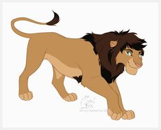 [CM] Vuaza and Naomi by Mistrel-Fox on DeviantArt Lion King Fan Art, Lion King 2, Disney Lion King, Lion King Images, The Lion King Characters, Character Art, Character Design, Big Cats Art, Le Roi Lion