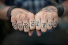 23 Knuckle Tats That Pack A Serious Punch