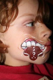 christmas - Gingerbread man