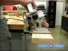 How to Use a Circular Saw : Understand the 90-Degree Blade Setting #Circular Saw #power tools #projects #woodworking