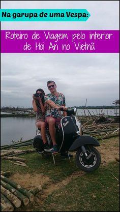 Dicas para sua conhecer Hoi An no Vietnã! Como planejar sua viagem, o melhor tour de moto pela cidade, as atrações de Hoi An e onde se hospedar. Aproveite uma das cidades mais lindas do Vietnã. via @loveandroad