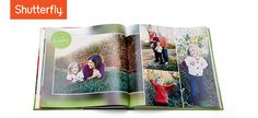 Get 50% off Photo Books at Shutterfly!