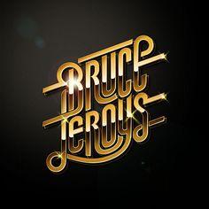 Bruce Leroys by Jackson Alves, via Behance