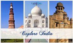 Famous Places, Taj Mahal, Past, Journey, Tours, India, Cook, Explore, Big
