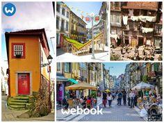 #Ruas do #Porto http://www.webook.pt  #Portugal