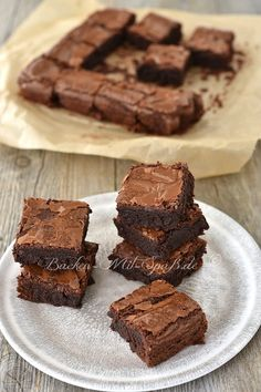 Baked Donut Recipes, Baking Recipes, 21 Day Fix Snacks, Brownie Cake, Cake Brownies, Oreo Dessert, Dessert Food, Brownie Recipes, Cheesecake Recipes