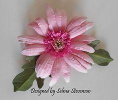 Susan's Garden Gerbera Daisy  http://selmasstampingcorner.blogspot.com/2014/04/susans-garden-gerbera-daisy.html