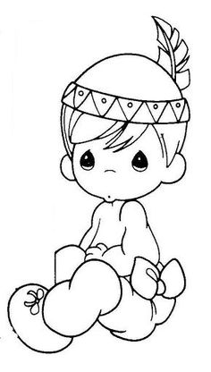 Precious Moments Baby Boy Coloring Pages Lovely Baby Indian Boy Boy Coloring, Coloring Pages For Boys, Coloring Pages To Print, Free Printable Coloring Pages, Coloring Book Pages, Precious Moments Coloring Pages, Indian Boy, Digital Stamps, Colorful Pictures