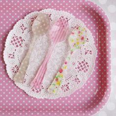 Charming Demitasse Spoons