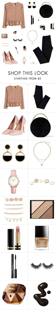 """""""Reasonable Doubt"""" by belenloperfido ❤ liked on Polyvore featuring Volant, J Brand, Topshop, Eddie Borgo, Warehouse, GUESS, Charlotte Russe, Elizabeth Arden, Gucci and Butter London"""