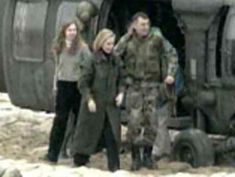 """FLASHBACK Mar 2008...In a speech on Iraq, Hillary Clinton recalled how she had been targeted by snipers and had to run for her life when she arrived at an airbase during a trip to Bosnia 12 years ago. """"I remember landing under sniper fire,"""" Mrs Clinton, 60, had said in recalling the March, 1996 Bosnia visit. """"There was supposed to be some sort of a greeting ceremony at the airport, but instead we just ran with our heads down to get into the vehicles to get to our base."""" She lied."""