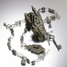 Saul Bell Design Award 2012 First Place—Metal Clay  Christi Anderson  Marana, AZ