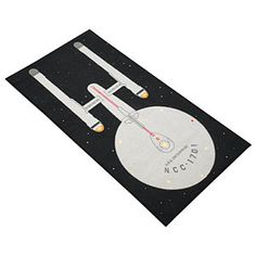 ThinkGeek :: Star Trek Rug