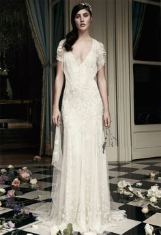 Azalea Bridal Gown ~ Jenny Packham Bridal 2013 Campaign ♥