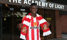 OUT: Sunderland sign PAPY DJILOBODJI from Chelsea (August 2016)
