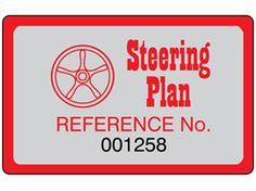 Assetmark foil serial number label (logo / full design), 32mm x 50mm. Available for purchase here: http://www.labelsource.co.uk/labels/assetmark-foil-serial-number-label--logo---full-design---32mm-x-50mm/sa24
