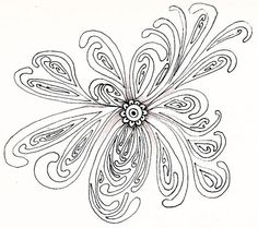 another zentangle