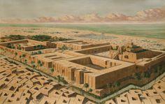city of Ur- Sumerian people
