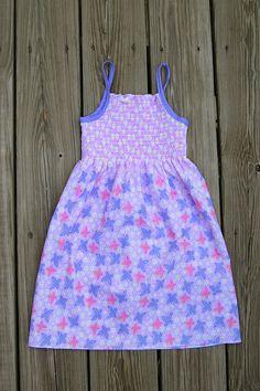 ikat bag: Summer Dresses 2 - Adding an Armhole to a Shirred Dress