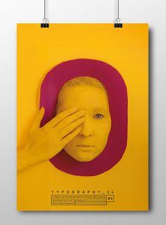 Anastasia Cherepanova/  Type O/ poster for T_24
