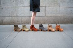 No. 6 clog boots. Every season is boot season in San Francisco