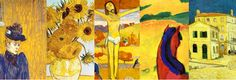 그림을 통해 본 색의 상징성 2 :: 네이버캐스트 Painting, Painting Art, Paintings, Painted Canvas, Drawings
