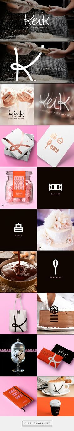 Keik - Confeitaria Artesanal by Tayrine on Behance