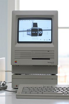 Macintosh SE...I so had one of these:)