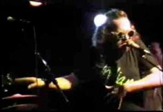 Here's me leading Junglebook's Expanding Plastic Ono at the ChiChi in San Francisco around 1986.