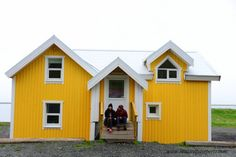 Here's how you can take an epic road trip to Iceland and stay in some of the prettiest BBs and guesthouses