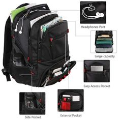d4dde11c3b83 Amazon   Extra Large Backpack Just  39.99 (Reg    59.99) (As of 12 2 2018  1.38 PM CST
