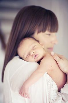 {<3} Baby and mom