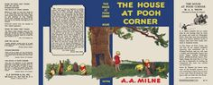 House at Pooh Corner, The. A. A. Milne.