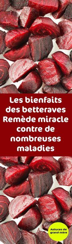 Les bienfaits des betteraves – Remède miracle contre de nombreuses maladies