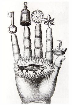 the hand of the philosophers