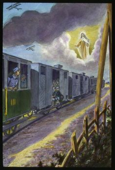 Thérèse protège un conducteur de train (1918) - 3