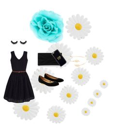 """""""For everyday"""" by shoppingiscool ❤ liked on Polyvore featuring Monsoon, Yumi, Accessorize, Reiss, Casetify and DressCamp"""