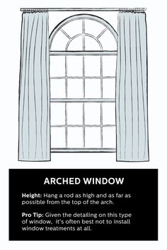 Here S How To Hang Curtains