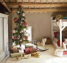 Landhausstil in Weihnachtsstimmung