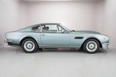 1984 Aston Martin V8 Vantage Coupé Aston Martin Cars, Rolls Royce, London, Cutaway, London England