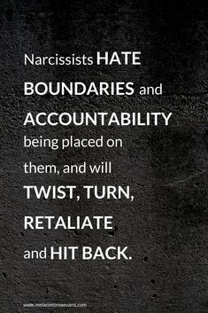 Narcissists Hate boundaries and being made to be accountable!! Why does our need for narcissists to be made accountable keep us hooked into the abuse? Find out this and more in this blog and set yourself free from all narcissists! #abuserecovery #boundaries #toxicrelationships #healfromabuse