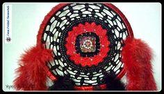 Dreamcatchers - Atrapasueños - la guru del crochet - Casa Cristal Saraswati - Diosa Kali