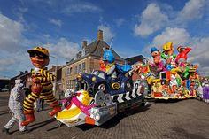 Carnaval @ Peeloofdorp (Dinteloord, Noord-Brabant).